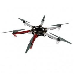 DJI F550 ARF KIT + Landing Gear + Naza-M V2